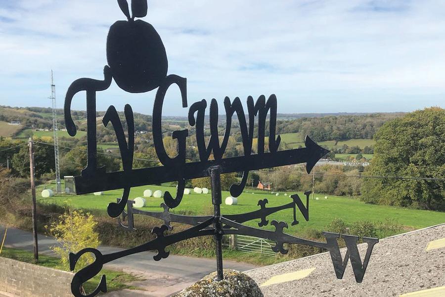 Penylan Farm, home of Ty Gwyn Cider