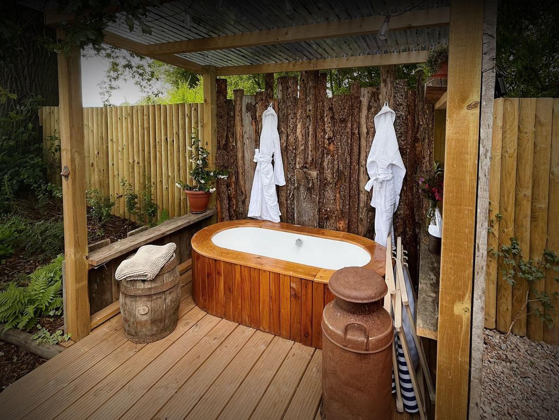 Bath at The Cider Shack